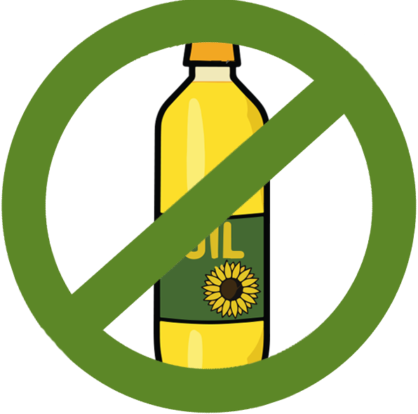 Sem óleo
